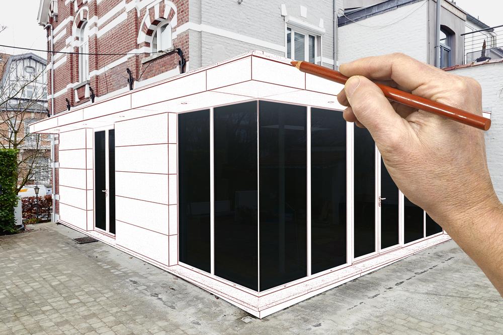 Budget pour extension maison